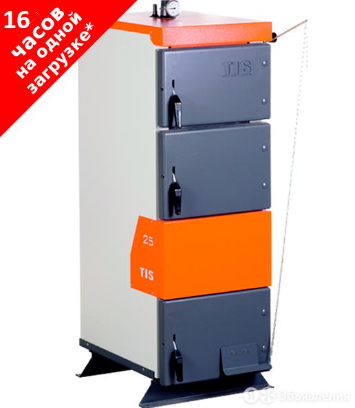 Твердотопливный котел TIS PRO 20 по цене 89000₽ - Отопительные котлы, фото 0