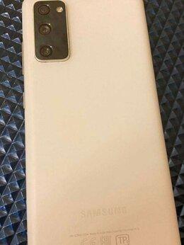 Мобильные телефоны - Samsung galaxy s20fe, 0