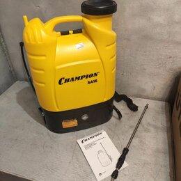 Электрические и бензиновые опрыскиватели - Опрыскиватель аккумуляторный Champion SA16, 0