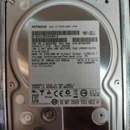 Жёсткие диски и SSD - Жесткий диск 600Гб 1/2/3 Тб, 0