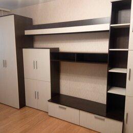 Шкафы, стенки, гарнитуры - Стенка мальта венге дуб фл.20.20, 0