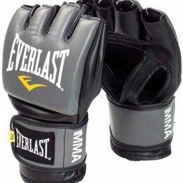 Перчатки для единоборств - Перчатки ММА и смешанных единоборств EVERLAST Pro Style Grappling L-XL, 0