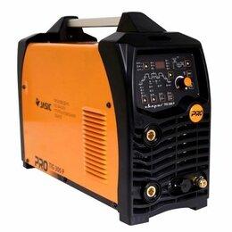 Сварочные аппараты - Инверторный сварочный аппарат СВАРОГ PRO TIG-300P (W232), 0