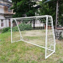 Аксессуары и принадлежности - Ворота футбольные Пионер, 0
