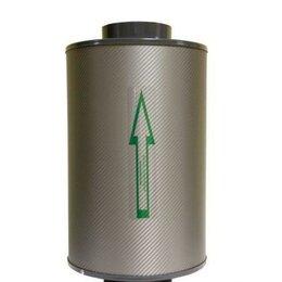 Аксессуары и запчасти - Канальный Угольный Фильтр 250 в гроубокс, 0