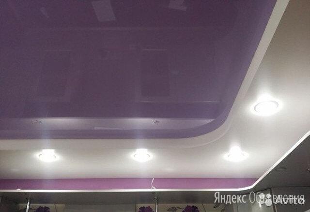 Натяжные потолки по цене 198₽ - Потолки и комплектующие, фото 0