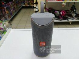 Портативная акустика - Колонка портативная T&G 169, 0
