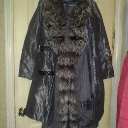 Пальто - Пихора с мехом волка, 0