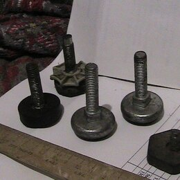 Стиральные машины - Ножка опора для стиральной машинки (регулируемая) Б\У, 0