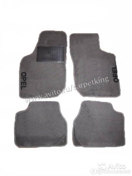 Ворсовые коврики в салон на Opel Tigra по цене 2100₽ - Аксессуары для салона, фото 0