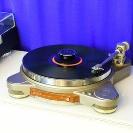 Проигрыватели виниловых дисков - Проигрыватель винила Kenwood KP-07M (2), 0