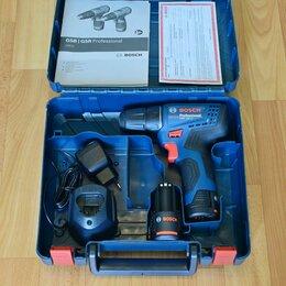 Шуруповерты - Дрель-шуруповерт Bosch GSR 120-LI (тушка), 0
