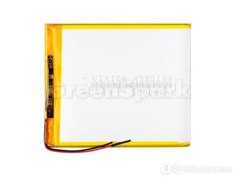 Аккумулятор универсальный 4,5x85x100 mm (3,7V Li-Pol) (Vixion) по цене 470₽ - Аккумуляторы, фото 0