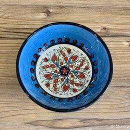 Бокалы и стаканы - Пиала керамическая 16 см Турция, 0