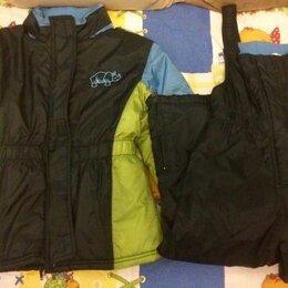 Комплекты верхней одежды - Комплект куртка/брюки детские демисезонные 110-116, 0