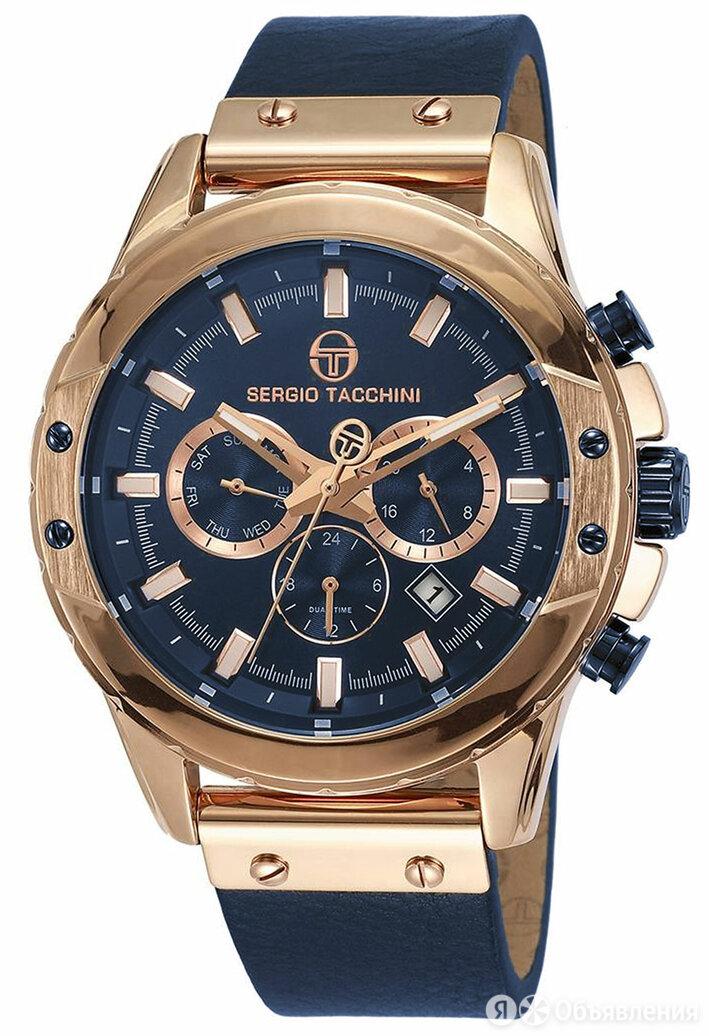 Наручные часы Sergio Tacchini ST.1.10072-3 по цене 6050₽ - Наручные часы, фото 0