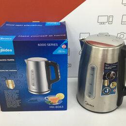 Электрочайники и термопоты - Умный электрочайник Midea 6000 series, 0