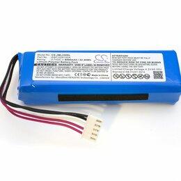 Запчасти к аудио- и видеотехнике - Аккумуляторная батарея CS-JML310SL для JBL Charge 2 3.7V 6000mAh 22.20Wh, 0