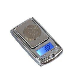 Весы - Весы LuazON LVU-03, портативные, электронные, до 200 г, серые, 0