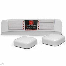 Радиоуправляемые игрушки - Радиобаза с двумя беспроводными датчиками АК76 (один датчик с функцией радиокноп, 0