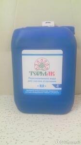 Вода для систем отопления Термак 10 л. по цене 350₽ - Насосы и комплектующие, фото 0