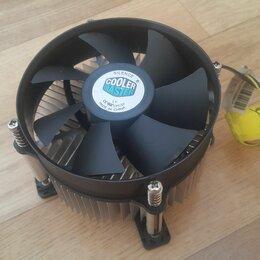 Кулеры и системы охлаждения - Cooler Master A9025-22RB Al Socket 775, 0
