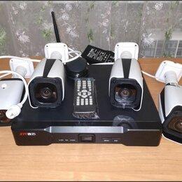 Готовые комплекты - Комплект видеонаблюдения XM 4 камеры, 0