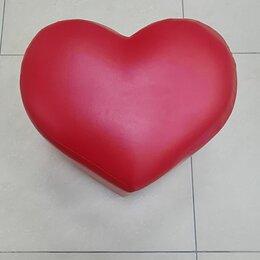 Пуфики - Пуфик сердце, 0