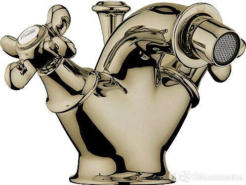 Смеситель Webert Ottocento OT710102065 бронза для биде по цене 25881₽ - Смесители, фото 0