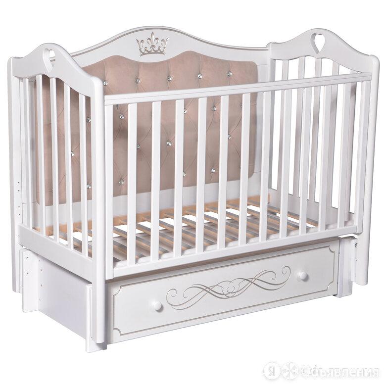 Кроватка Кедр Karolina 10 по цене 16800₽ - Кроватки, фото 0