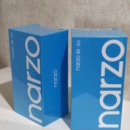 Мобильные телефоны - Новые Realme Narzo 30 5G 4/128gb, 0