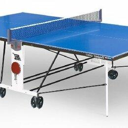 Столы - Теннисный стол start line compact outdoor-2 lx, 0