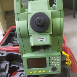 """Измерительные инструменты и приборы - Тахеометр Leica TCR802 power R400 2"""", 0"""