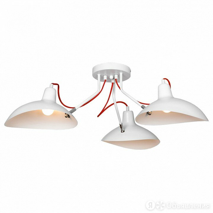 Потолочная люстра Lussole Navajo GRLSP-8126 по цене 24646₽ - Люстры и потолочные светильники, фото 0