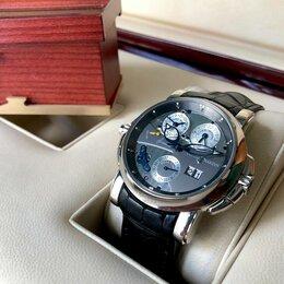 Наручные часы - Ulysse Nardin Classic Sonata Cathedral Dual Time Gold 42mm 670-88/212, 0