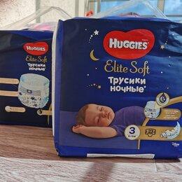 Подгузники - Подгузники-трусики huggies ночные, 0