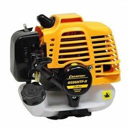Двигатели - Бензиновый двигатель champion g026htf-ii, 0