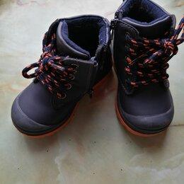 Обувь для малышей - Ботинки для мальчика, 0