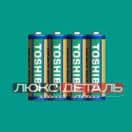 Батарейки - TOSHIBA R6KGBSP4TGCPK Батарейка , 0