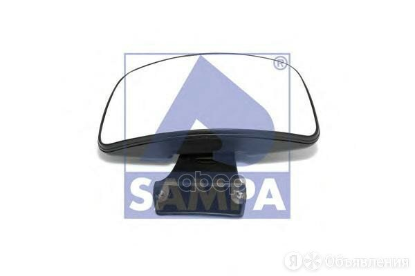 Зеркало Боковое Mercedes Actros Mp3 Бордюрное Правое (303х163мм) Sampa SAMPA ... по цене 2250₽ - Кузовные запчасти , фото 0