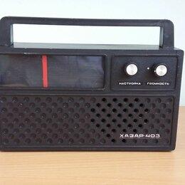 Радиоприемники - Радиоприемник хазар 403, 0