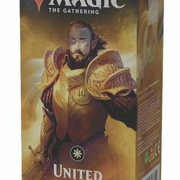 Настольные игры - Колода Magic The Gathering: United Assault, 0
