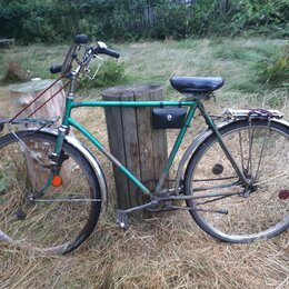 Велосипеды - Велосипед Минск (Аист) 1985 года выпуска, 0