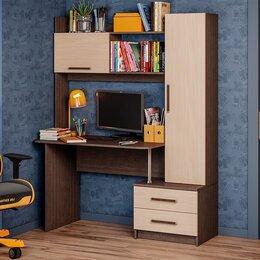 Компьютерные и письменные столы - Уголок школьника паскаль нм-1 , 0