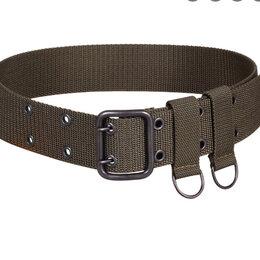 Ремни, пояса и подтяжки - Ремень поясной армейский черный ВКБО, 0