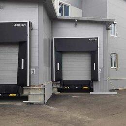 Оборудование для транспортировки - Alutech докшелтер герметизаторы проёма, 0