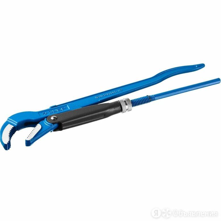 Трубный ключ Зубр КТР-45 №2 по цене 1426₽ - Сантехнические, разводные ключи, фото 0
