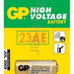 Батарейки - Батарея Gp Ultra Alkaline 23ae Mn21  1шт, 0