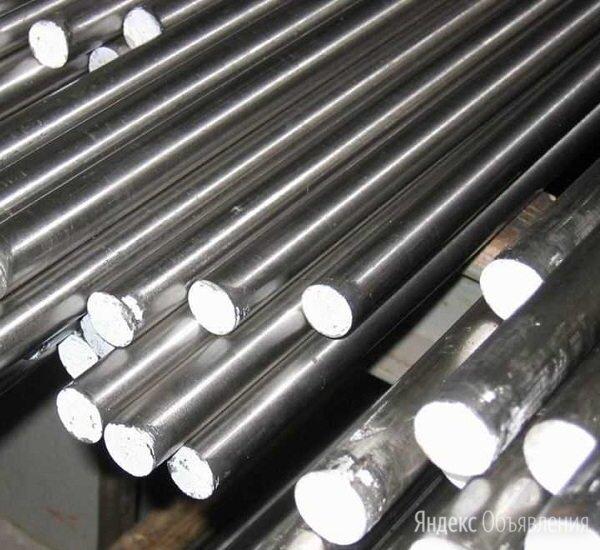 Пруток нержавеющий 140 мм ЧС108 ГОСТ 2590-2006 по цене 181₽ - Металлопрокат, фото 0
