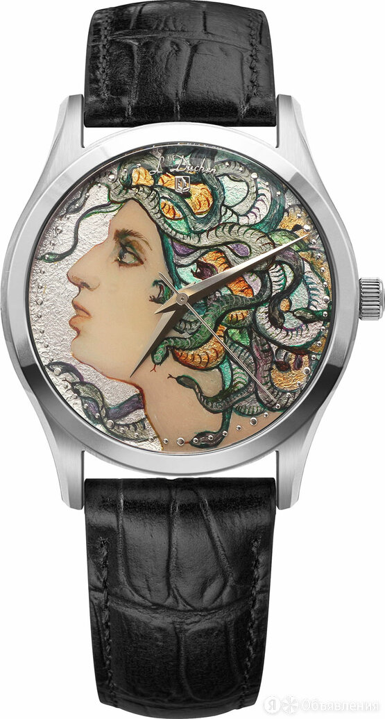 Наручные часы L Duchen D.761.1.MEDUZA.GORGONA по цене 66490₽ - Наручные часы, фото 0